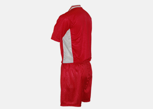 Soccer Uniform Side